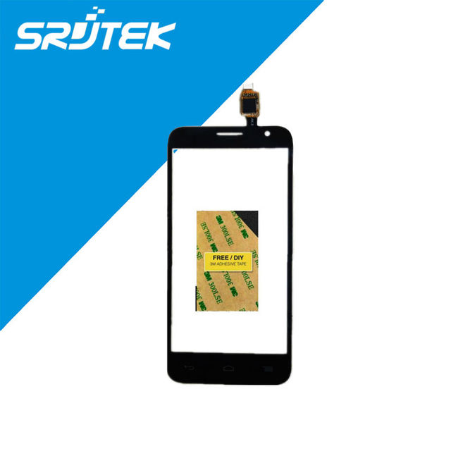 For Alcatel One Touch idolo 2 Mini L 6014X Touch Screen Digitizer Sensor Glass Replacement Parts High Quality
