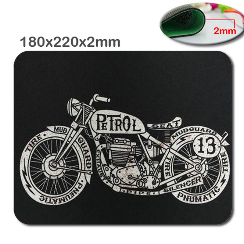 Selling Old Professional Motorcycle Mouse Pad High Definition Printing Game Mouse Pad Cheap Padmouse Mouse Pad Pad Computer Desk