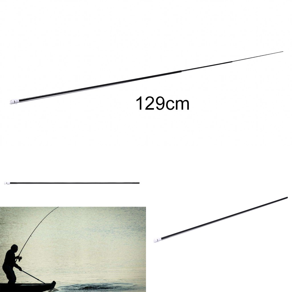 2019 New Fishing Rod Tips Full Size Solid and Hollow Carbon Rod Accessories Fishing Rod Tips Spare Tip