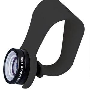Image 3 - Lentille Macro de téléphone portable 20X lentilles Super de téléphone portable pour Huawei pour Xiaomi pour iPhone