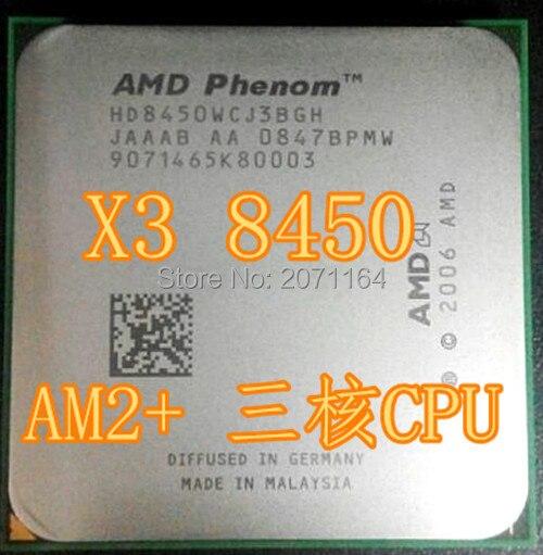 For AMD Phenom X3 8450 triple-core CPU 940-pin AM2 + Interface
