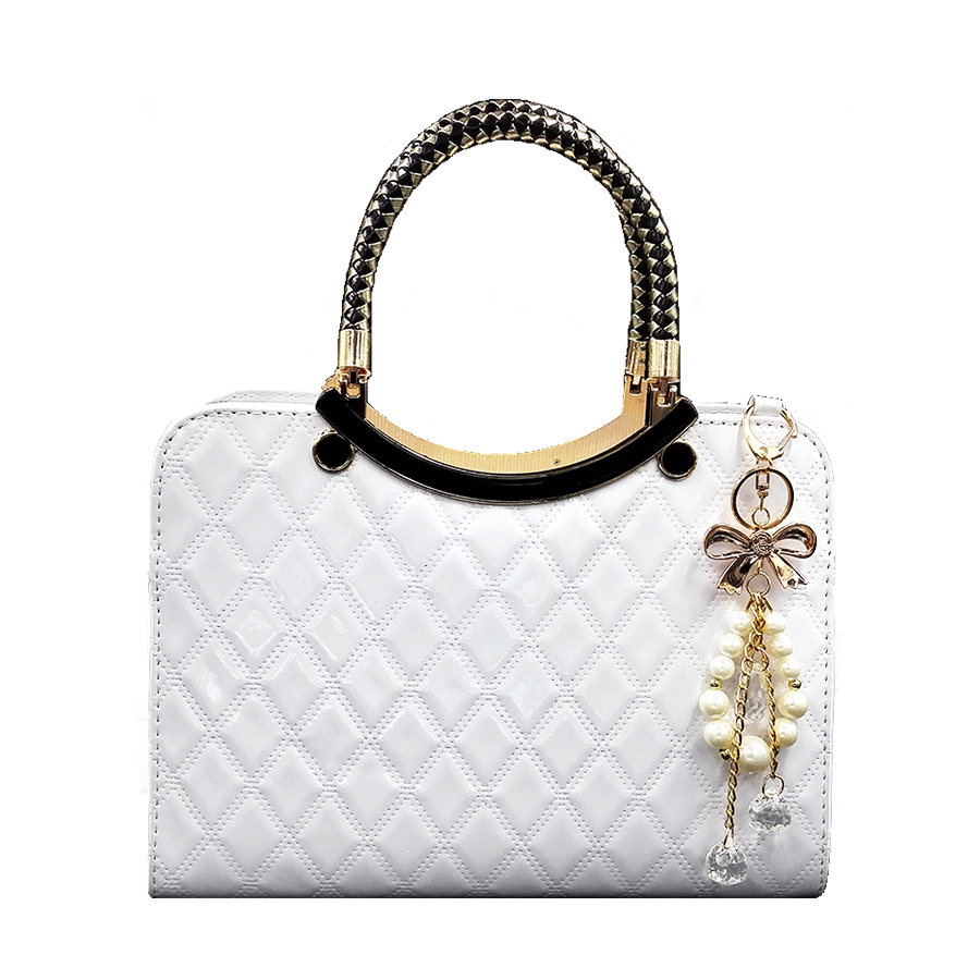 Popular White Leather Bag-Buy Cheap White Leather Bag lots from ...