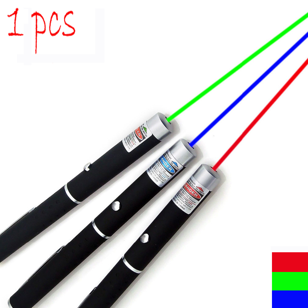 Green Laser Pointer 5MW High Power Blue Dot Laser Light Pen Powerful Laser Meter 530Nm 405Nm 650Nm Red Laser Pen