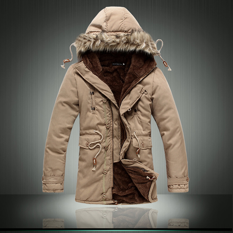 2016 the new cotton padded clothes long young students comfortable cotton padded font b jackets b