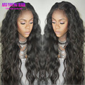 Wet And Wavy Glueless Full Lace Human Hair Wigs For Black Women Brazilian Human Hair Wet Wavy Lace Front Wigs With Baby Hair
