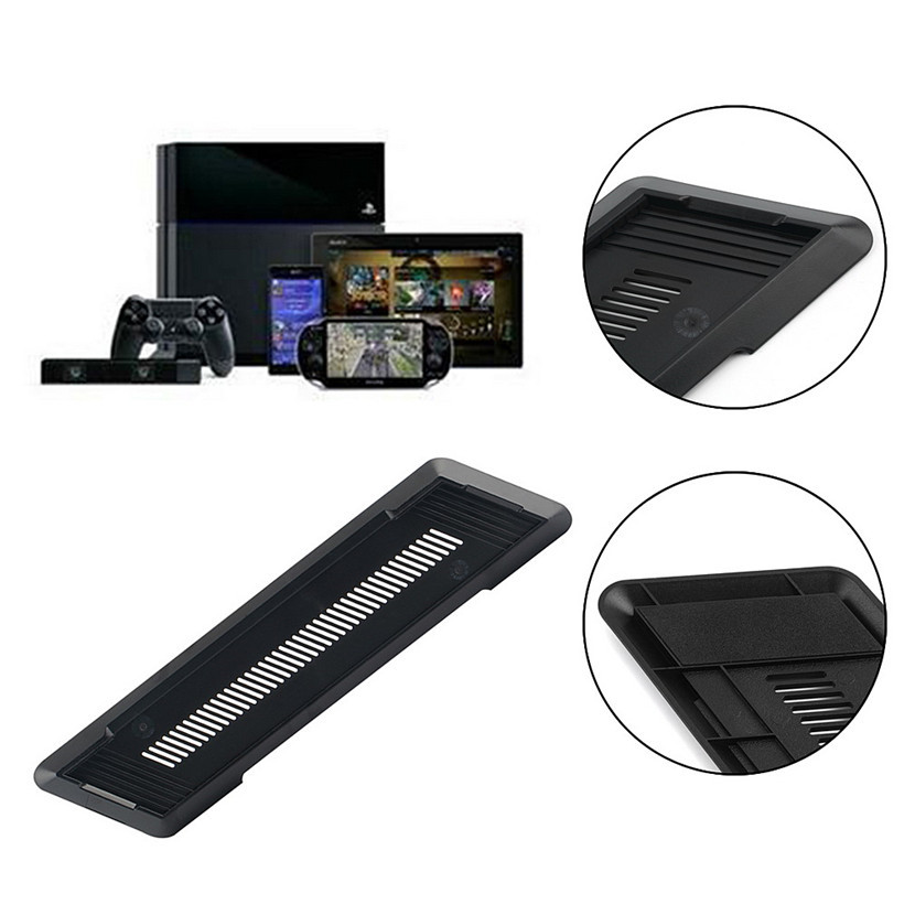 Vertical Stand For PS 4 Vertical Stand Dock Mount Cradle Holder For Sony Playstation 4 PS4 Eletronic Digital Hot 12x3.14 Inch