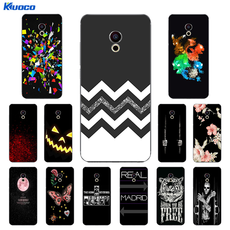 for Meizu Pro 6 Case Character Printing Coque for Meizu Meizu Mx6 Pro Cover Soft TPU Silicone for Meizu Pro6 6s Phone Cases