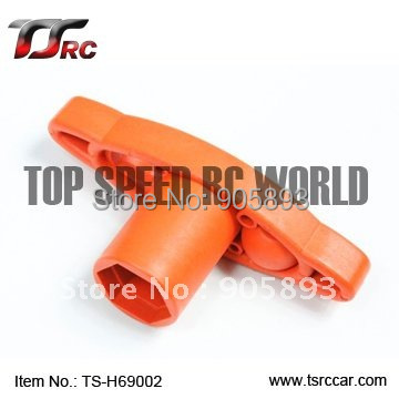 wrench for wheel use,Wheel Wrench for 1/5 Baja 5B Parts(TS-H69002) rc car+Free shipping!