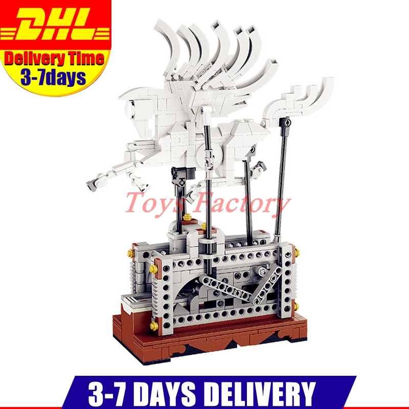 In Stock Lepin 23015 485Pcs Science and technology education toys Educational Building Blocks set Classic Pegasus Toys Gifts купить
