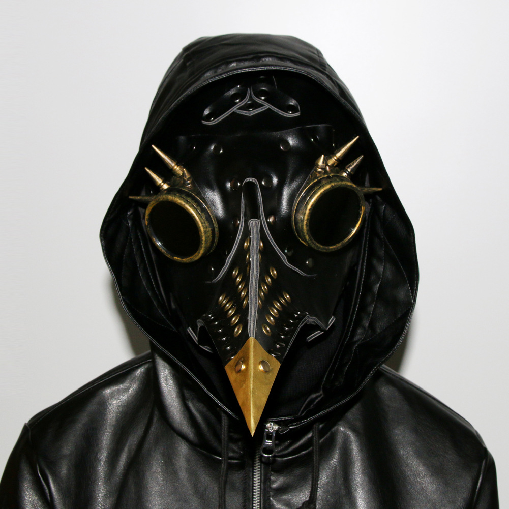 Popular Mask Plague Doctor-Buy Cheap Mask Plague Doctor lots from ...