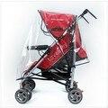 Frete grátis especial respirável capa de chuva carrinho de bebê/baby car windscreen/tampa protetora contra poeira para carrinho de capa de chuva