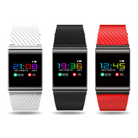 Fuloophi X9 Pro Colorful Screen Smart Wristband Passometer Blood Pressure Waterproof Watch Sport Bracelet Heart Rate