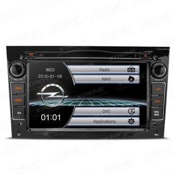 DVD especial negro de 7 pulgadas para Opel Vectra 2005-2008 y Antara 2006-2011 y Vivaro 2006-2010 y Meriva 2006-2010 con diseño Original