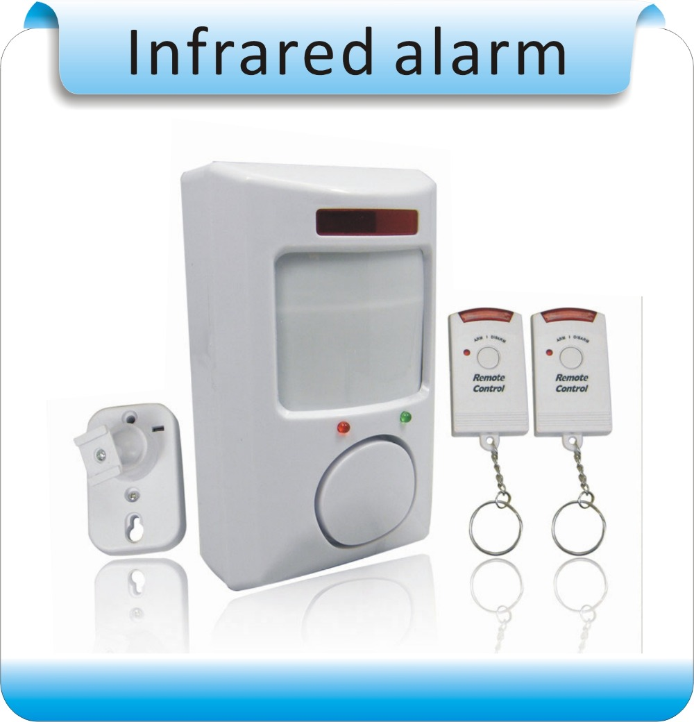 Burglar Alarm Project Infrared Intruder Pictures Of