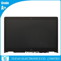Original Laptop LCD Display Touch Screen LP140WF3 SP L2 For Yoga 3 14 Assembly Module Replacement