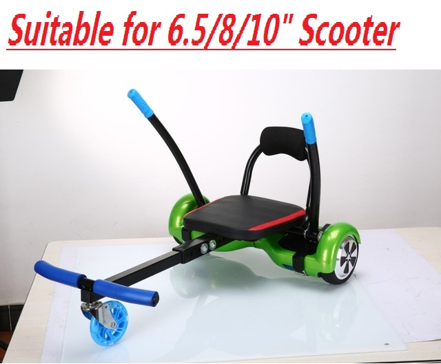 Hoverboard Cart Electric Scooters Cart Hover Board 2 Wheel Scooter  Accessory Chair Self Balancing Scooter Carts Smart Balance  In Self Balance  Scooters From ...