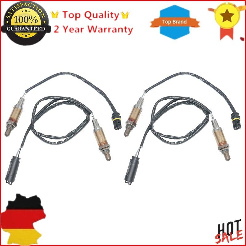 AP03 Oxygen Sensor O2 Front & Rear For BMW 323ci 323i 325ci 325i 325xi 328ci 328i 330ci 330i 330xi 525i 528i 530i X5 X3 Z3 Z4