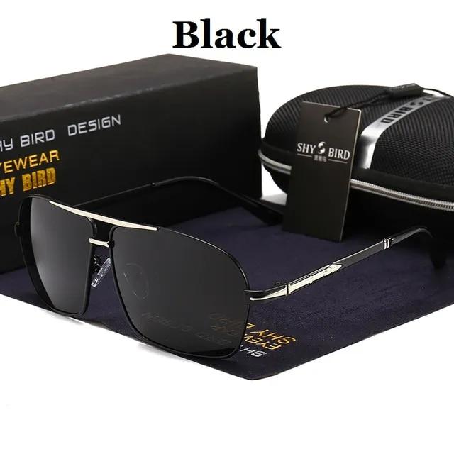 2019 fashion men's sunglasses polarized driving sunglasses fashion men's sunglasses