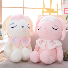30-65cm Cute Rabbit Plush Toy Stuffed Soft Cloak Bunny Doll Baby playing Kids Accompany Sleep Toys Animal Birthday Gift