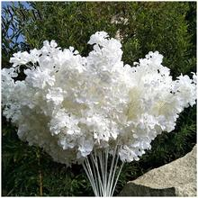 Wedding Party Decor Artificial Flowers Japanese Cherry Blossom Flower Branch For Home Decoration Fake