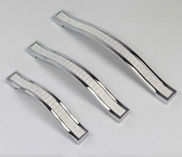 Crystal handle and knobs /crystal drawer pull /furniture hardware handle /  door pull 96mm,128mm,160mm