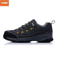 THE FIRST OUTDOOR Man Hiking Shoes Anti Skid Mountain Climbing Shoes Breathable Mountain Shoes Hunting Sport