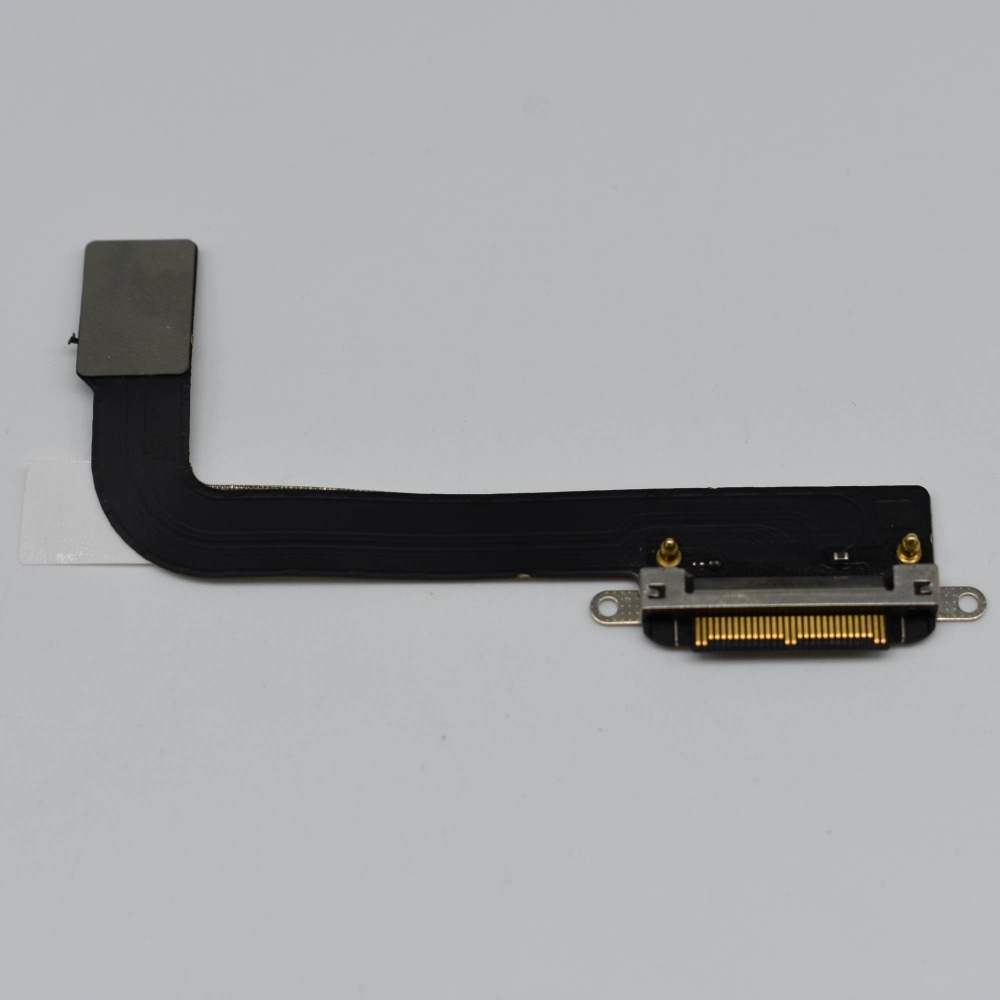 New USB Charging Port Charger Dock Connector Flex Cable Replacement For iPad 3