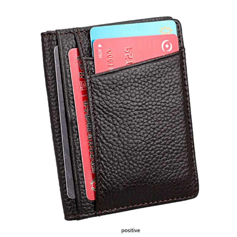 Fashion Genuine Leather on Cover for Car Driving Documents Card Credit Holder Thin Driver License Wallet Drop Shipping