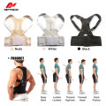 Male Female Adjustable Magnetic Posture Corrector Corset Back Men Brace Back Belt Lumbar Support Straight Corretor for Posture
