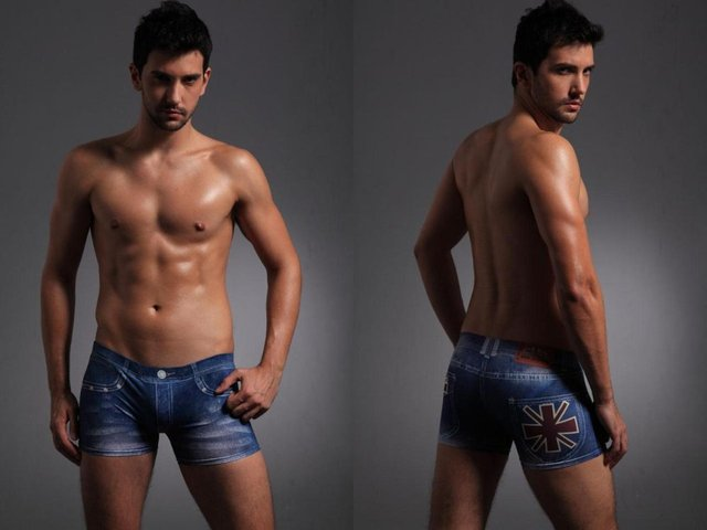 Sexy jeans for men
