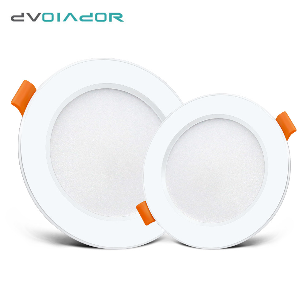 LED Downlight 3W 5W 7W 9W 12W Recessed LED Lamp Warm White Cold White Led Bulb Bedroom Kitchen Indoor LED Spot Light AC220V 230V