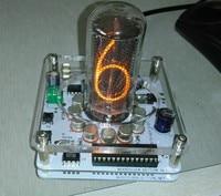 USB netzteil einstelligen nixieröhren uhr eine glow uhr IN18