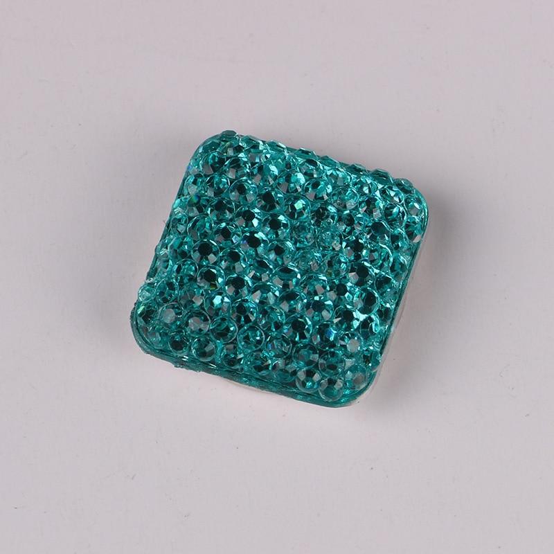 Persegi Magnet Bros Untuk Wanita Gaya Indah Berlian Imitasi Magnetic - Perhiasan fashion - Foto 3