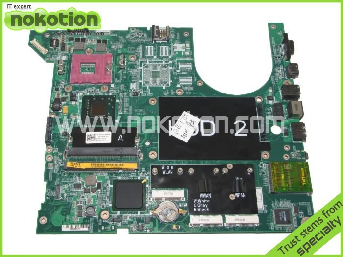 0H267K for DELL 1735 Motherboard integrated GM965 DDR2