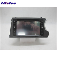 Liislee For Ssangyong Actyon Right Hand Drive RHD 2006~2012 Radio CD DVD Player & GPS Navigation / Double Din Installation Set