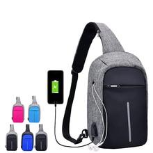 Outdoor New Arrival Crossbody Bags Sport Men Anti-theft Chest Pack Summer Travel Messengers Bag Male Water Belting Shoulder Bag