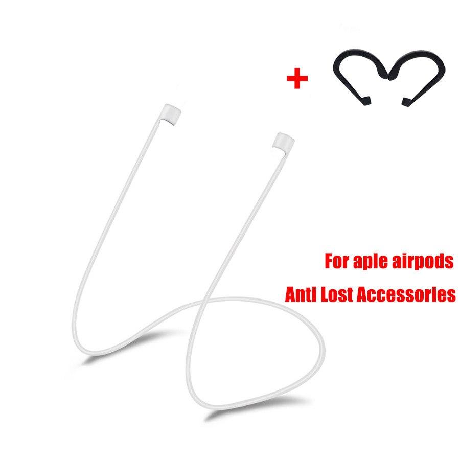 Correa para auriculares para Apple Airpods Correa perdida + Soporte - Audio y video portátil - foto 1