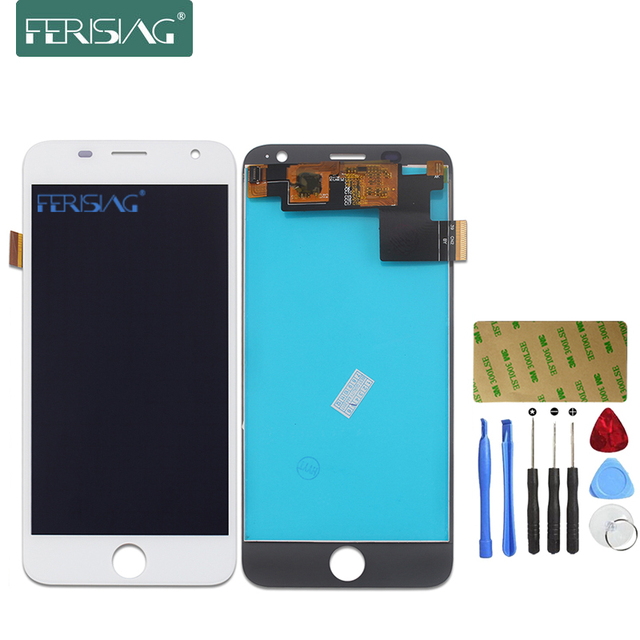 Ferising AAA LCD Display For Prestigio Grace R7 PSP7501DUO psp7501 duo Replacement Display Touch Screen Digitizer Assembly