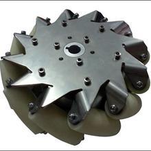 8 дюймов/203 мм стальное колесо mecanum/правое
