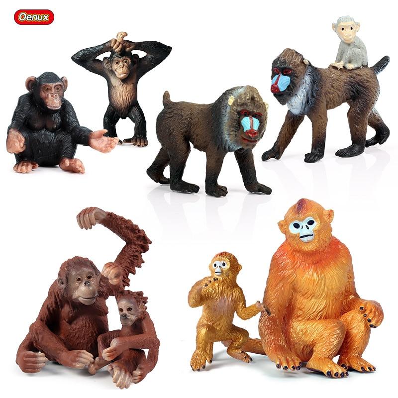 "King Of The Primates African Jungle Gorilla Ape Decorative Figurine 13/"" Tall"