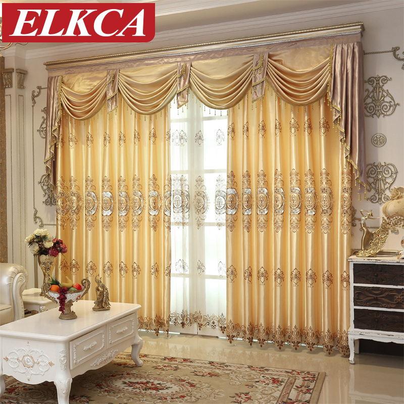 Romantic Tulle Curtains For Bedroom Sheer Lace Curtains
