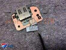 Оригинал для toshiba satellite c55dt c55dt-a5241 ноутбука usb порт кабель платы v000320240