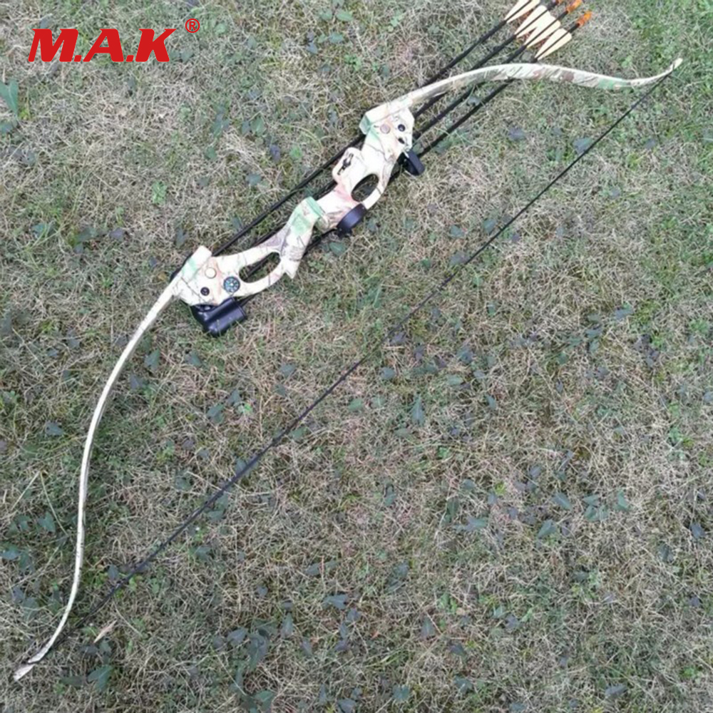 """Lbs 2 Color Recurve Bow With Draw Weight 28"""""""