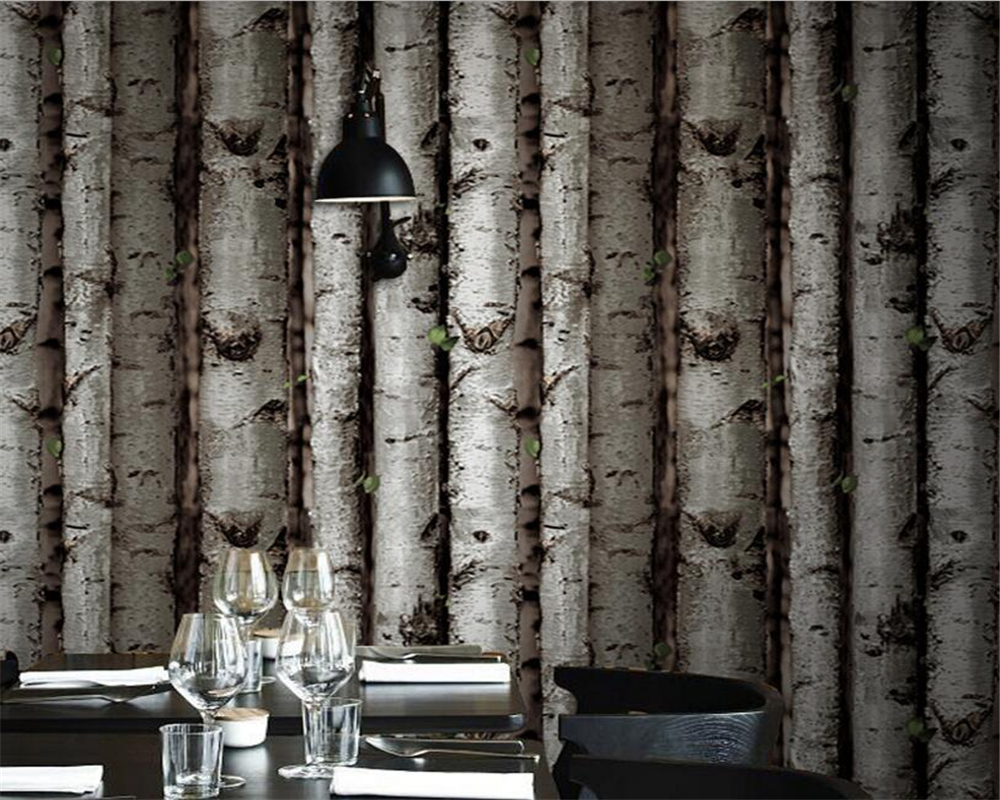 Beibehang PVC imitation wood wallpaper wallpaper living room bedroom bedroom background wall modern Chinese modern 3 wallpaper цена
