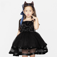 2016 Summer Party Dresses Halloween Costumes Sundress For 3-12 Years Old Girls Cute Baby Party Princess Dress Boutique Clothing