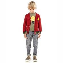 Bobozone custom-tailored pure cotton Bulb hoodies coat children's clothing