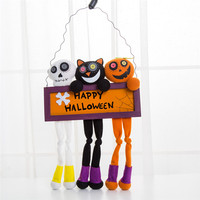 New Style Of Halloween Props Suspension Label Accessories Door And Window Party Decorate Cute Hot Sale