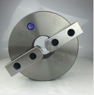 K10-200F K10 200mm 2 jaws lathe chuck collet chuck drill chuck with soft jaws 8inch precision jaws to suit 4inch wood lathe chuck