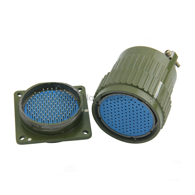 Y2M series 50mm Y50M Fast Buckle Aviation connector 81pin120pin Army green male&female plug y2m series 21mm y21m fast buckle aviation cable connector plug male