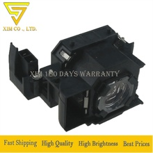 Replacement Projector Lamp ELPLP36 / V13H010L36 for EPSON PowerLite S4 EMP-S4 EMP-S42 With Housing WITH 180 days warranty